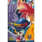 Dragon Ball Z, La batalla de los dioses by Akira Toriyama