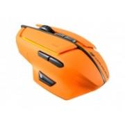 Mouse Gamer Cougar Láser 600M, Alámbrico, USB, 8200DPI, Naranja