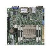 Supermicro Carte mère - SuperMicro A1SAI-2550F - Carte mère Mini ITX avec Intel Atom C5550 - Aspeed AST2400 - 2