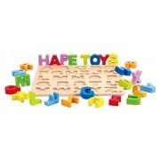 Hape E1502 - Puzzle Alfabeto