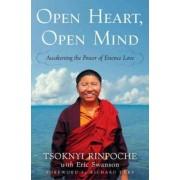 Open Heart, Open Mind by Tsoknyi Rinpoche