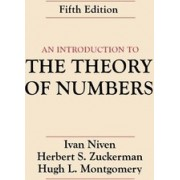 An Introduction to the Theory of Numbers by Ivan Niven