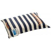 Hunter Dog Cushion Norderney Medium Blue / White