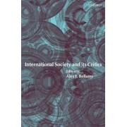 International Society and its Critics by Alex J. Bellamy