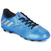 Voetbalschoenen adidas MESSI 16.4 FXG J blauw kind