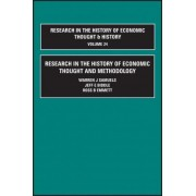 Research in the History of Economic Thought and Methodology: Part A, B & C by Warren J. Samuels