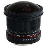 Samyang 8mm f/3.5 Asph IF MC Fisheye CSII (Nikon)