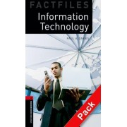 Oxford Bookworms Library Factfiles: Level 3:: Information Technology audio CD pack by Paul Davies