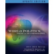 World Politics 2011-2012 by Shannon Lindsey Blanton