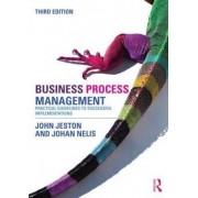 Business Process Management by John Jeston