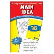 MAIN IDEA PRACTICE CARDS READING