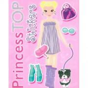 Editura Girasol - Princess Top Stickers Roz