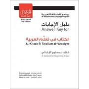 Answer Key for Al-Kitaab fii Tacallum al-cArabiyya: Part 1 by Kristen Brustad