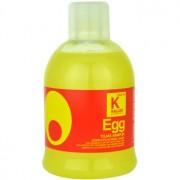 Kallos Hair Care champô nutritivo para cabelo seco e normal 1000 ml