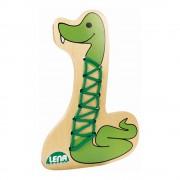 Lena Kígyó fűzős játék