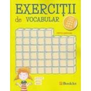 Exercitii de vocabular - Clasele 2 3 4 - Petcu Abdulea