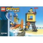 Lego Island - Xtreme Stunts Beach Lookout