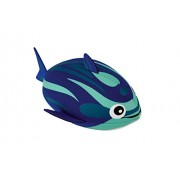 "SOAK Fish Football Toy, 6"", Blue Whale"