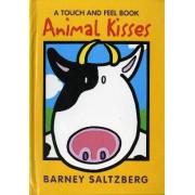 Animal Kisses by Barney Saltzberg