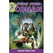 Savage Sword of Conan, Volume 21