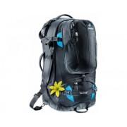 Mochila Deuter Traveller 60 + 10 SL chica black turquoise