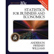 Statistics for Business and Economics by David R Anderson