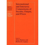 International and Interarea Comparisons of Income, Output and Prices by Alan Heston