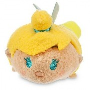 Disney Tinker Bell Tsum Tsum Plush - Peter Pan - Mini - 3 1/2