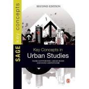 Key Concepts in Urban Studies by Mark Gottdiener