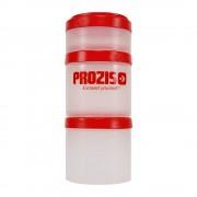 Prozis Récipient à Poudre Prozis 1x100 ml + 2x250 ml