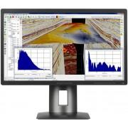 """Monitor IPS LED HP 23.8"""" Z24s, UHD (3840 x 2160), HDMI, MHL-HDMI, DisplayPort, 14ms GTG (Negru)"""