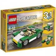 Конструктор ЛЕГО Криейтър - Зелена кола - LEGO Creator, 31056