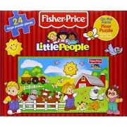 Fisher Price Little People: On the Farm (Fisher Price Little People Puz)