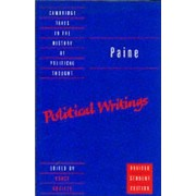 Paine: Political Writings by Thomas Paine