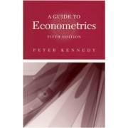 A Guide to Econometrics by Peter E. Kennedy