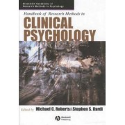 Handbook of Research Methods in Clinical Psychology by Michael Roberts