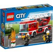 LEGO City: Fire Ladder Truck (60107)