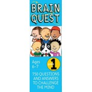 Brain Quest Grade 1, Revised 4th Edition by Chris Welles Feder