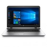 HP ProBook 470 G3, i5-6200U, 17.3 FHD, R7M340/2GB, 4GB, 256GB SSD, DVDRW, ac, BT, Backlit kbd, W10Pro-W7Pro