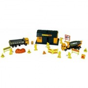Small World Toys Vehicles - Construction Site 20 Pc. Playset
