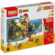 Engino - 20 Model Construction Set with Motor Construction Kit