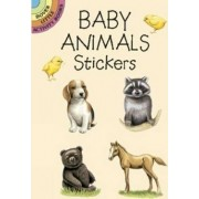 Baby Animals Stickers by Lisa Bonforte
