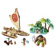 LEGO® Disney Princess™ Vaiana si calatoria ei pe ocean - L41150