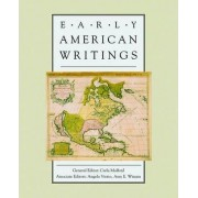 Early American Writings by Carla Mulford