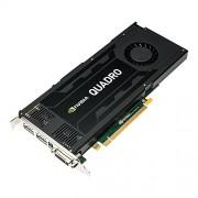 PNY Nvidia QUADRO K4200 Scheda Grafica 4GB GDDR5, 256-bit, 173GB/s, VCQK4200-PB (4GB GDDR5, 256-bit, 173GB/s PCI Express 2.0 x16)