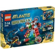 LEGO Atlantis Superpack 4 in 1 - 66365