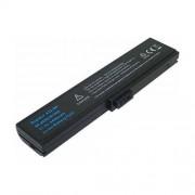 Amsahr M9V (h) (nero)-02 6 Cell 4400 mAh batteria di ricambio per Asus M9V, M9A, M9F, M9J, W7F, W7J, W7S, W7SG