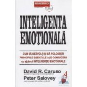Inteligenta emotionala - David R. Caruso Peter Salovey