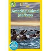 Great Migrations: Amazing Animal Journeys by Laura Marsh