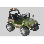 Ride On Ecar. Jeep Wrangler Style Battery Operated Ride On Toy Car For Kids With Remote Control